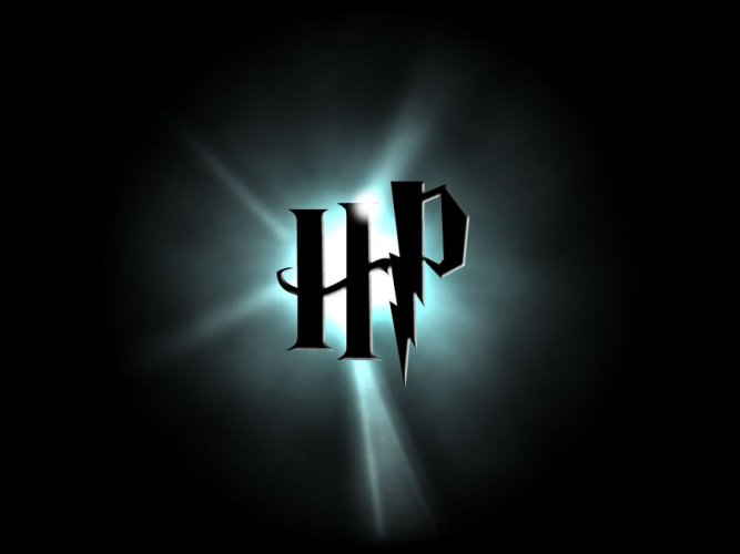 Harry Potter logo - Harry Potter Club coming soon!